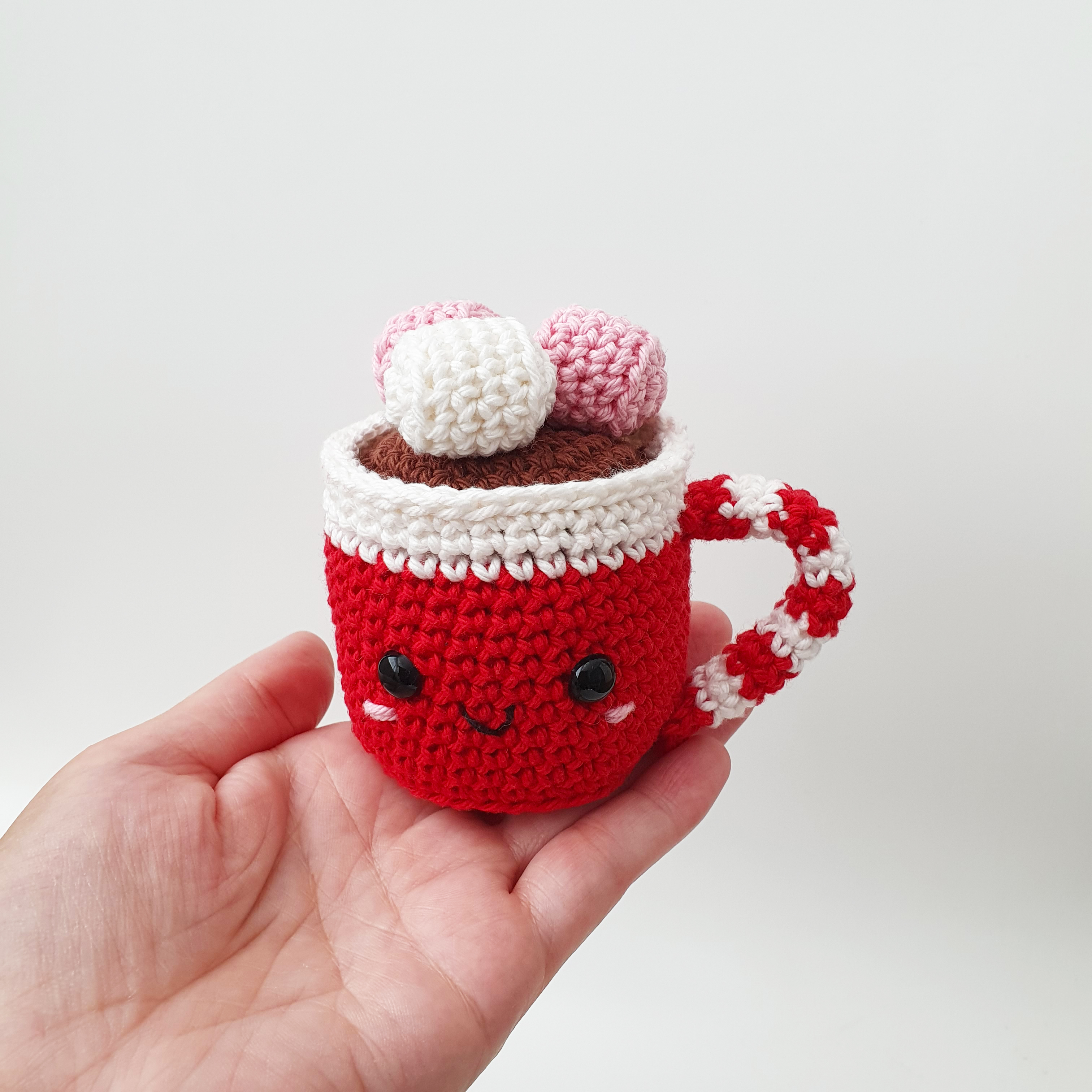 Amigurumi Hot Chocolate