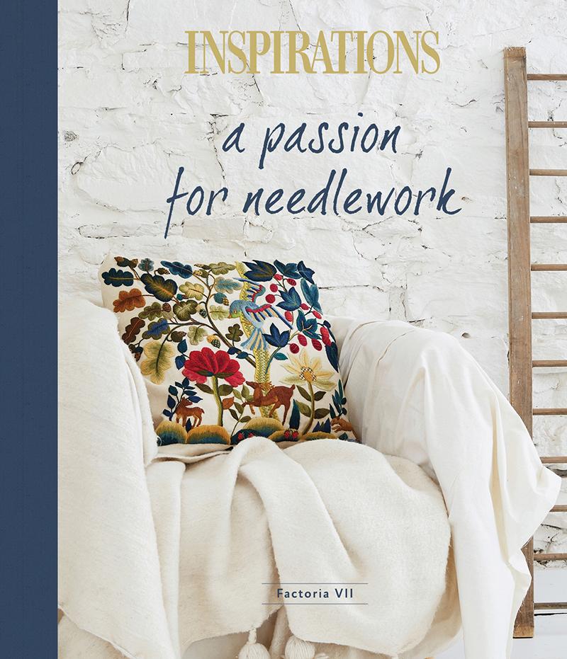 A Passion for Needlework: Factoria VII