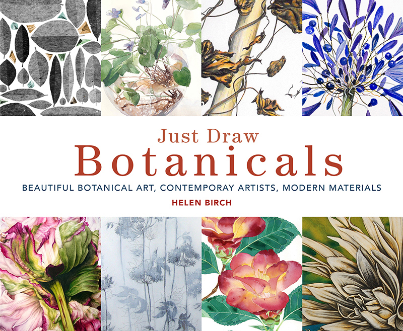 Just Draw Botanicals