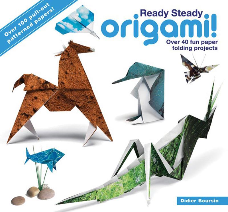 Ready Steady Origami!