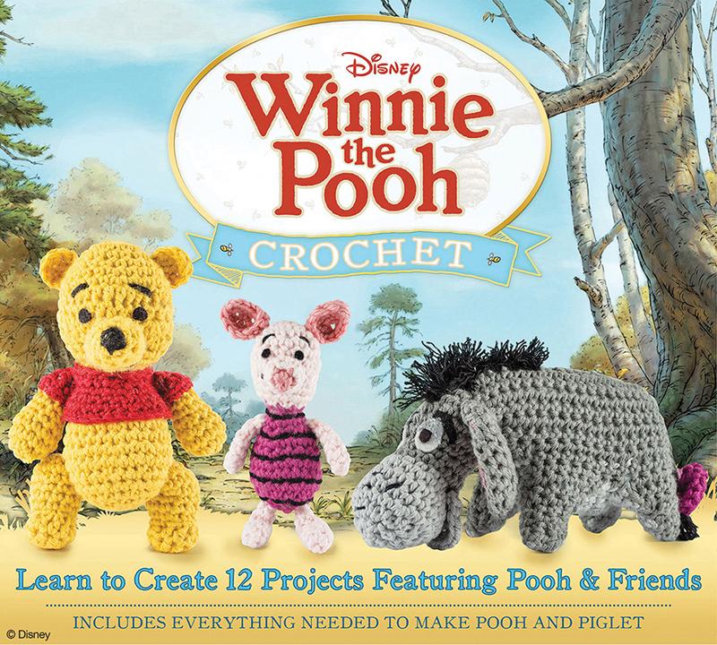 Winnie the Pooh Crochet Kit