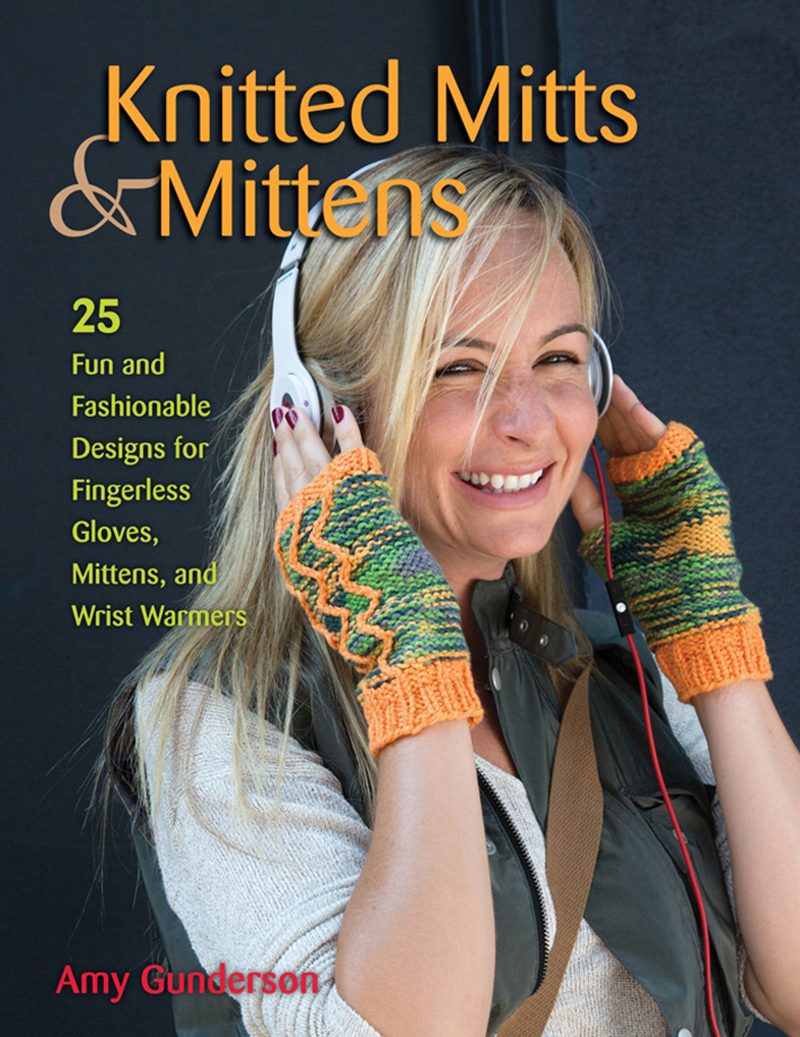 Knitted Mitts & Mittens