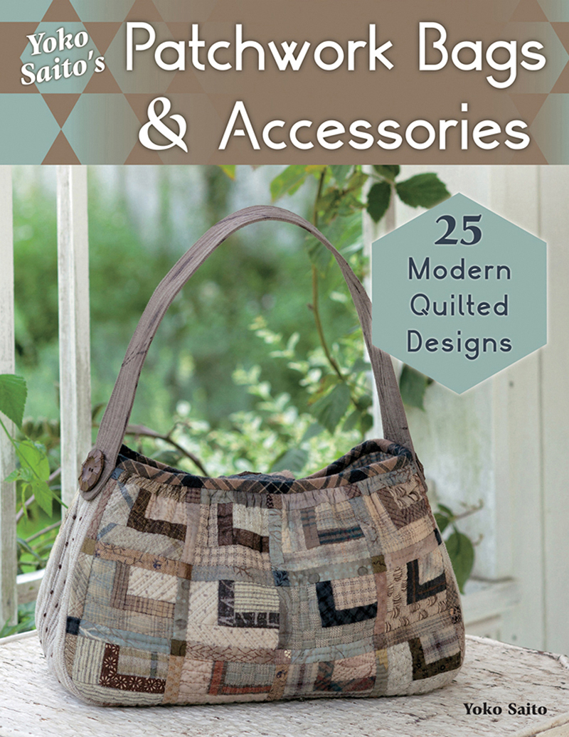 Yoko Saito's Patchwork Bags and Accessories
