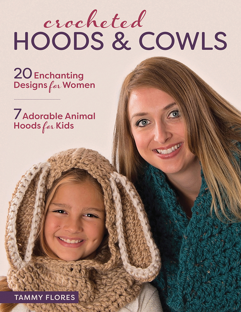 Crocheted Hoods & Cowls
