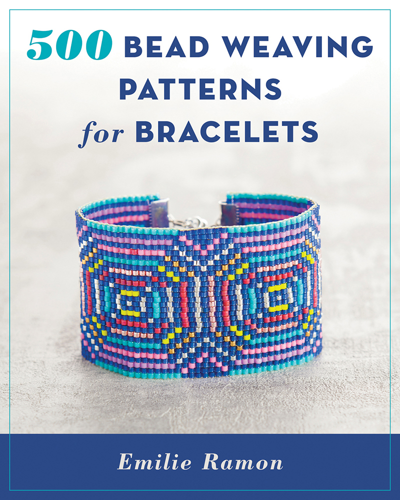 500 Bead Weaving Patterns for Bracelets