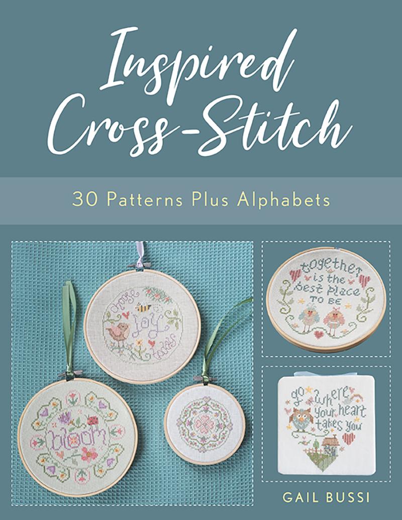 Inspired Cross-Stitch