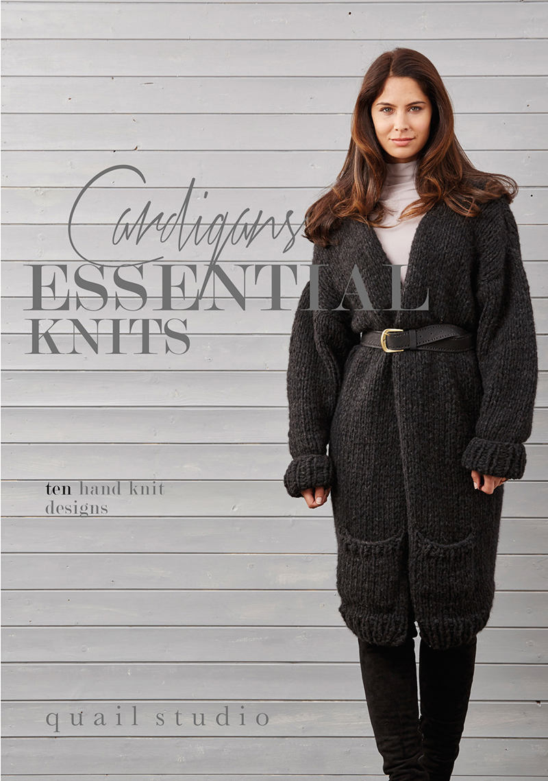 Cardigans Essential Knits