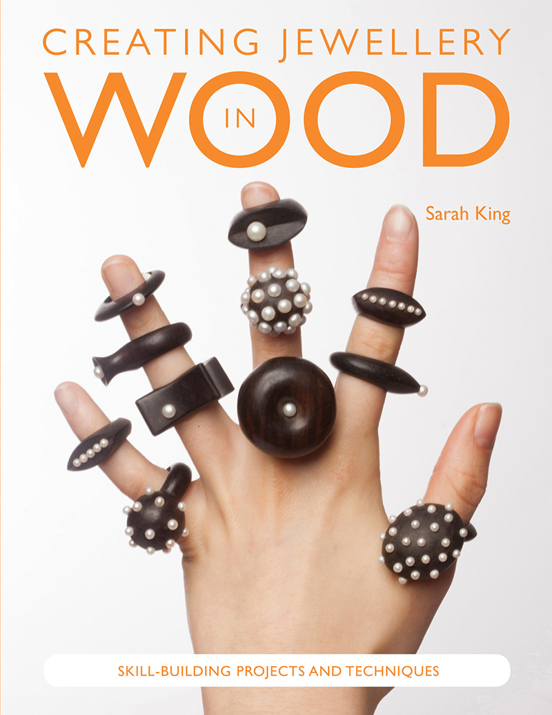 Creating Jewellery in Wood