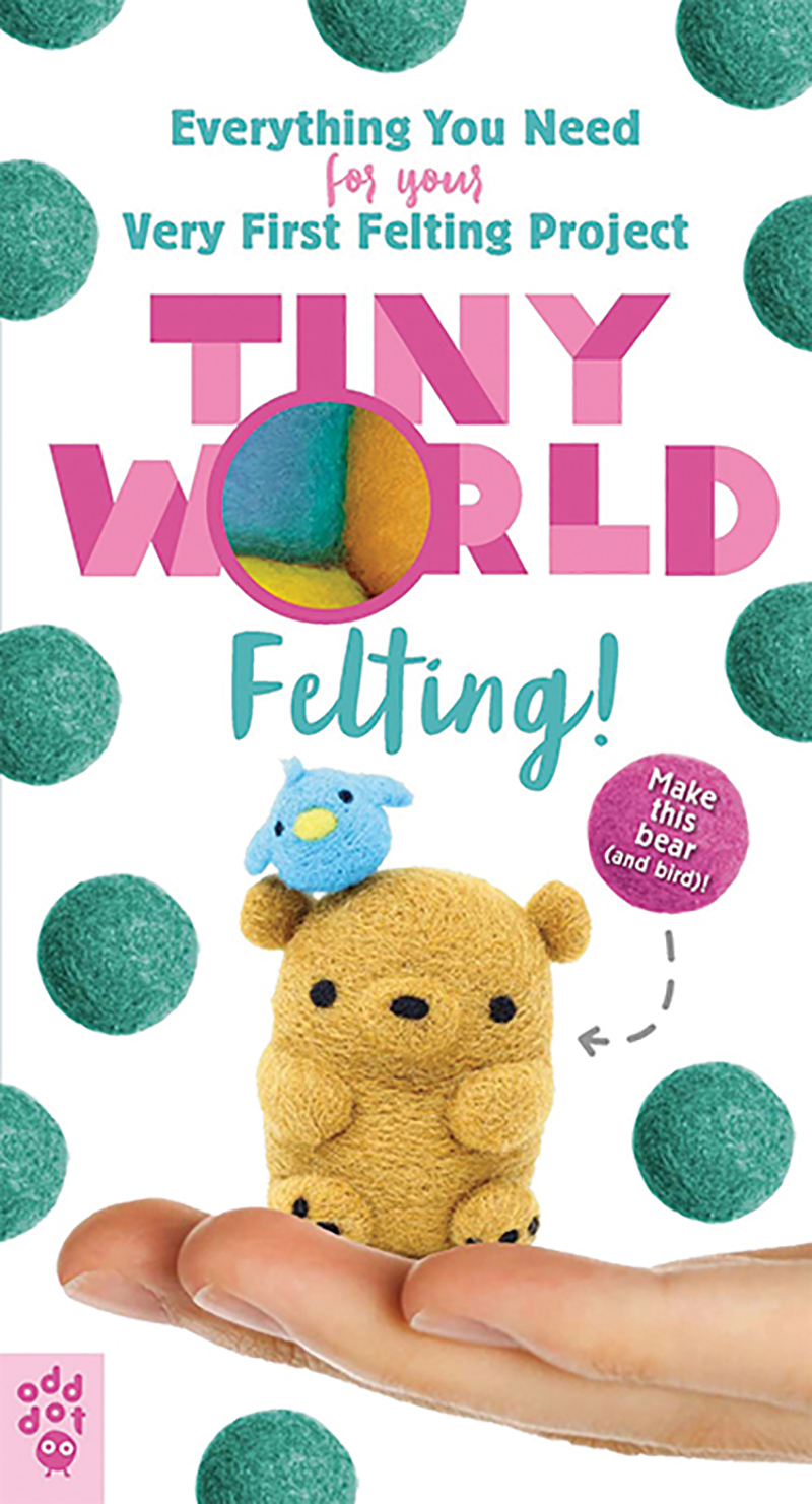 Tiny World: Felting! - Kit