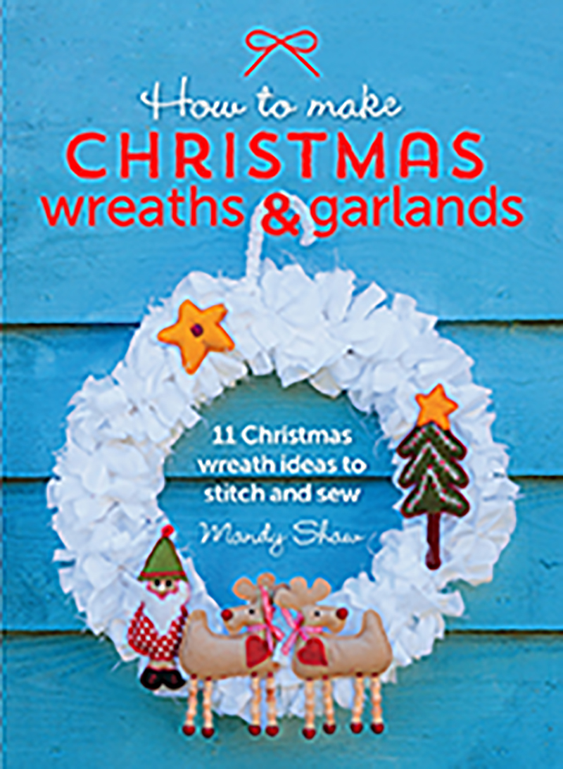 How to Make Christmas Wreaths and Garlands