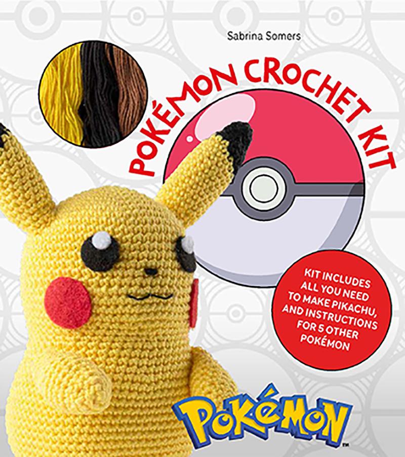 Pokémon Crochet Kit