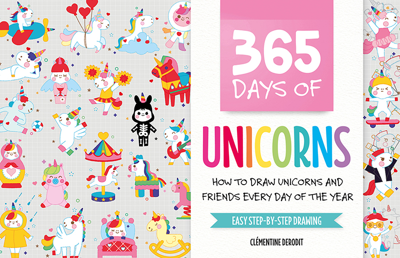 365 Days of Unicorns
