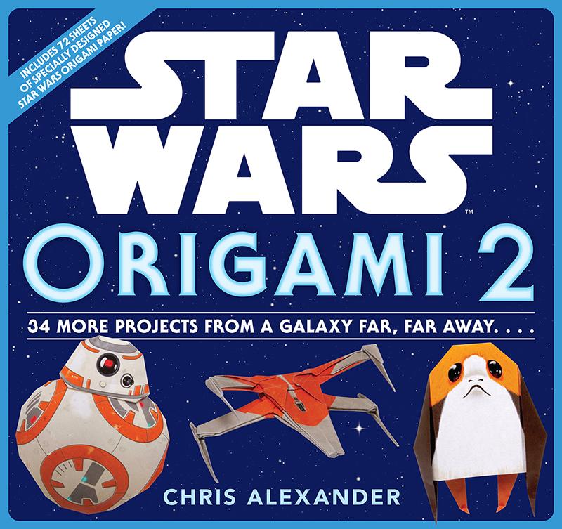 Star Wars Origami 2