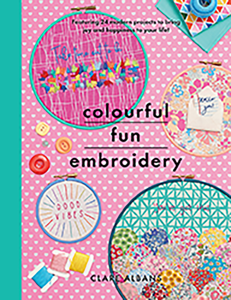 Colourful Fun Embroidery