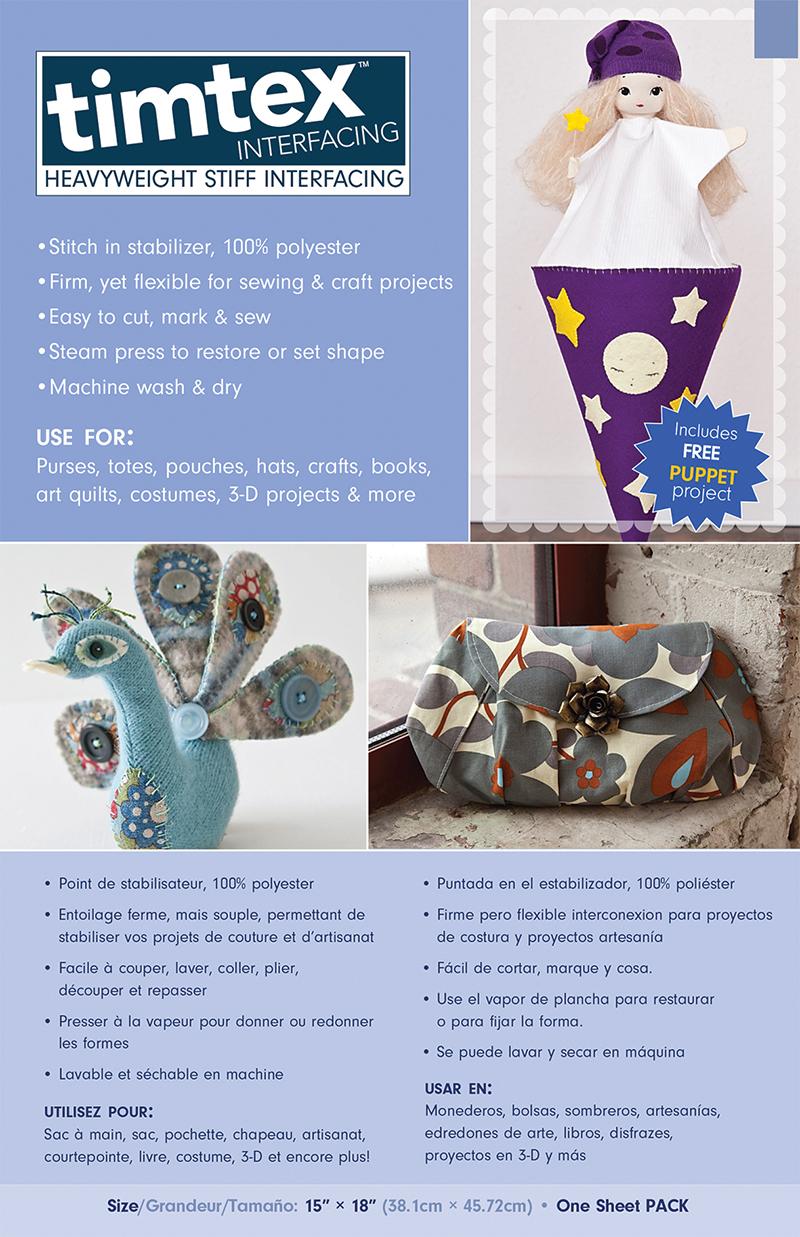 Timtex Craft Pack 15
