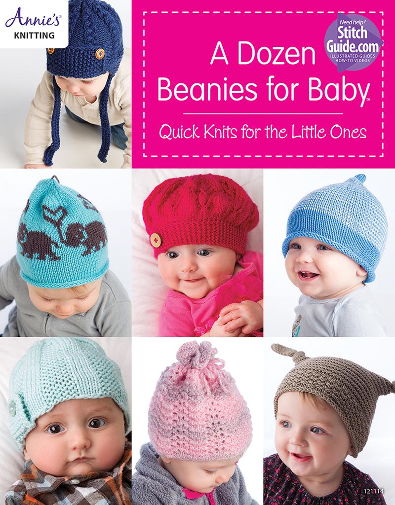 Dozen Beanies for Baby