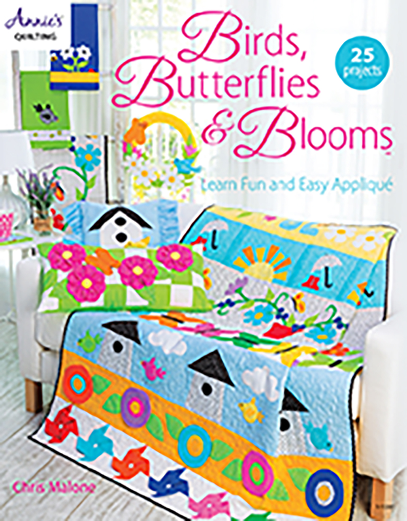 Birds, Butterflies and Blooms