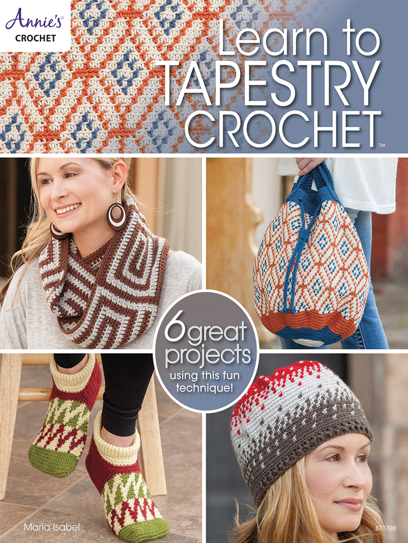 Learn to Tapestry Crochet