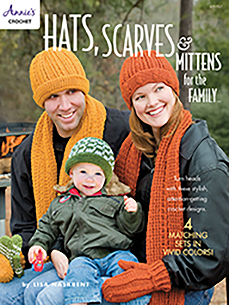Hats, Scarves & Mittens for the Family