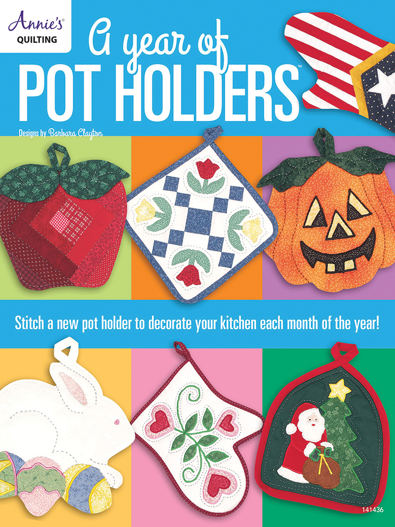 A Year of Pot Holders