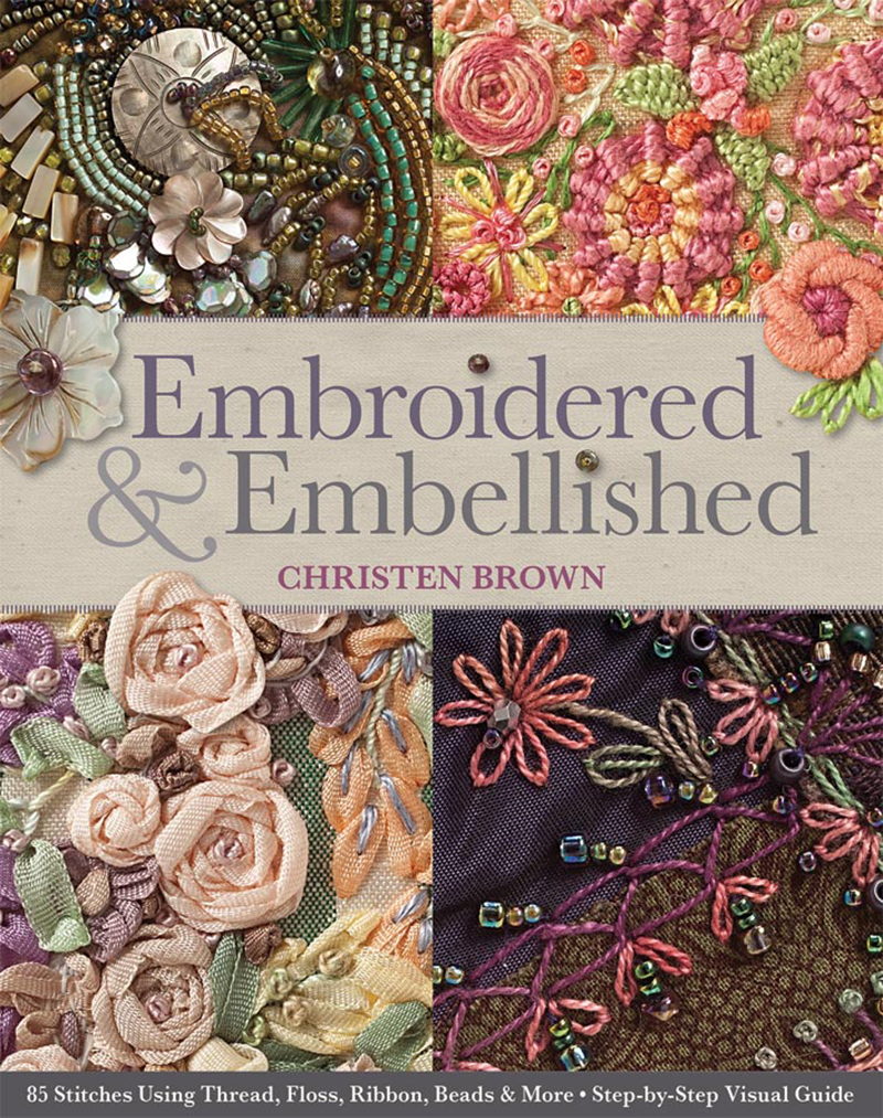 Embroidered & Embellished
