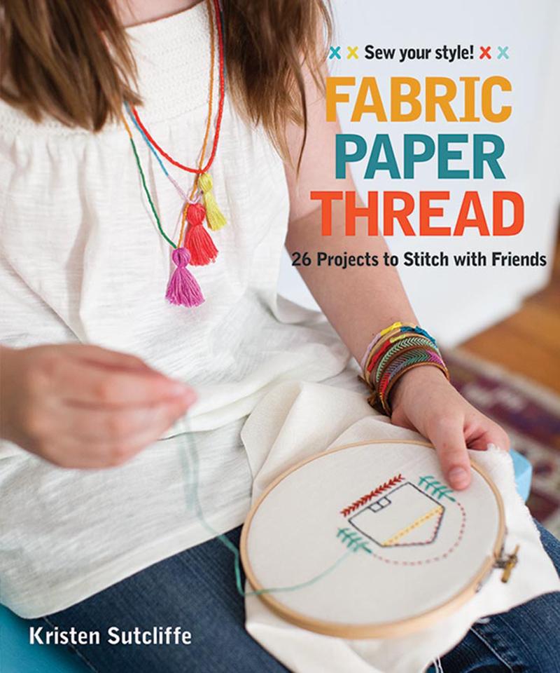 Fabric Paper Thread