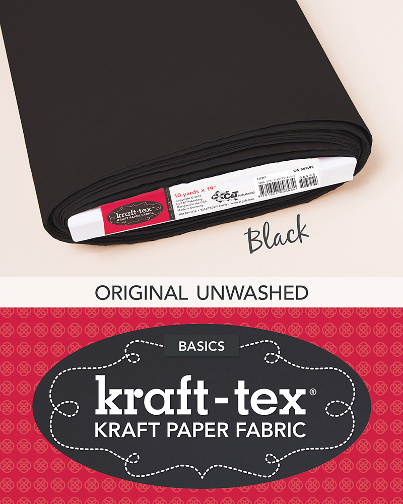 kraft-tex Basics Bolt, Black
