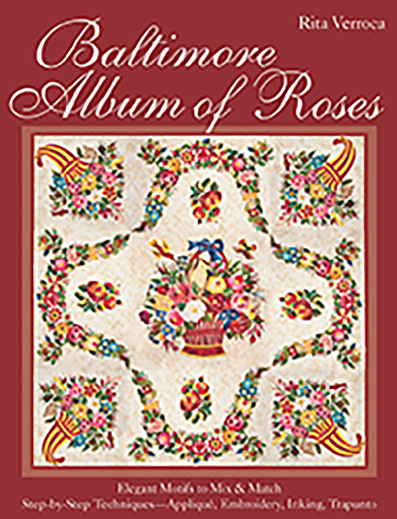 Baltimore Album of Roses