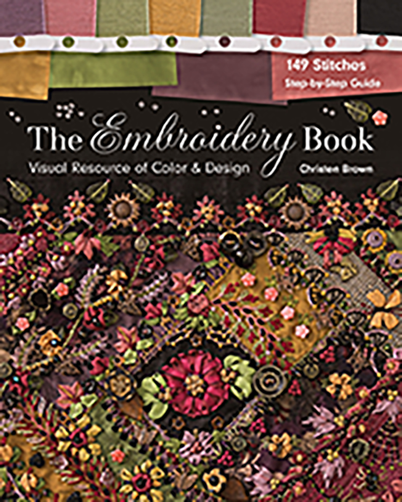The Embroidery Book