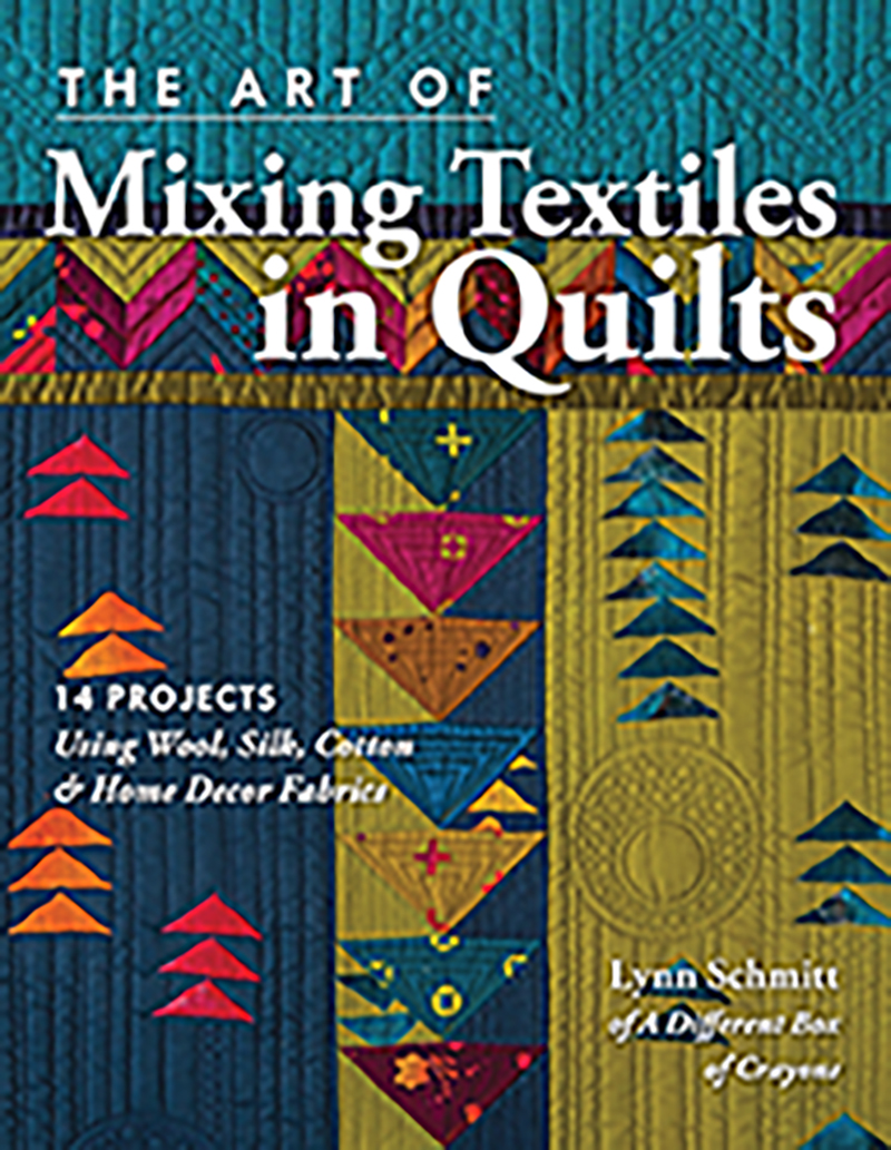 The Art of Mixing Textiles in Quilts