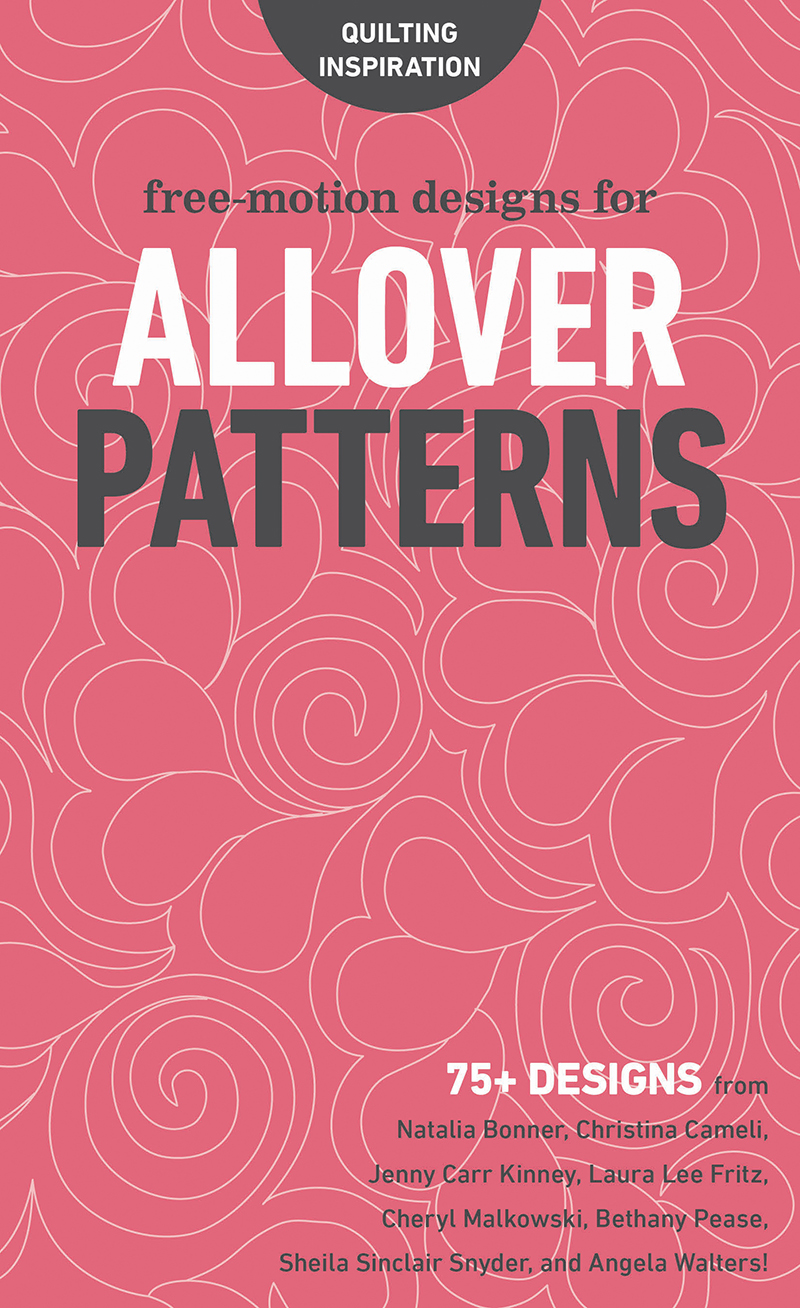 Free-Motion Designs for Allover Patterns