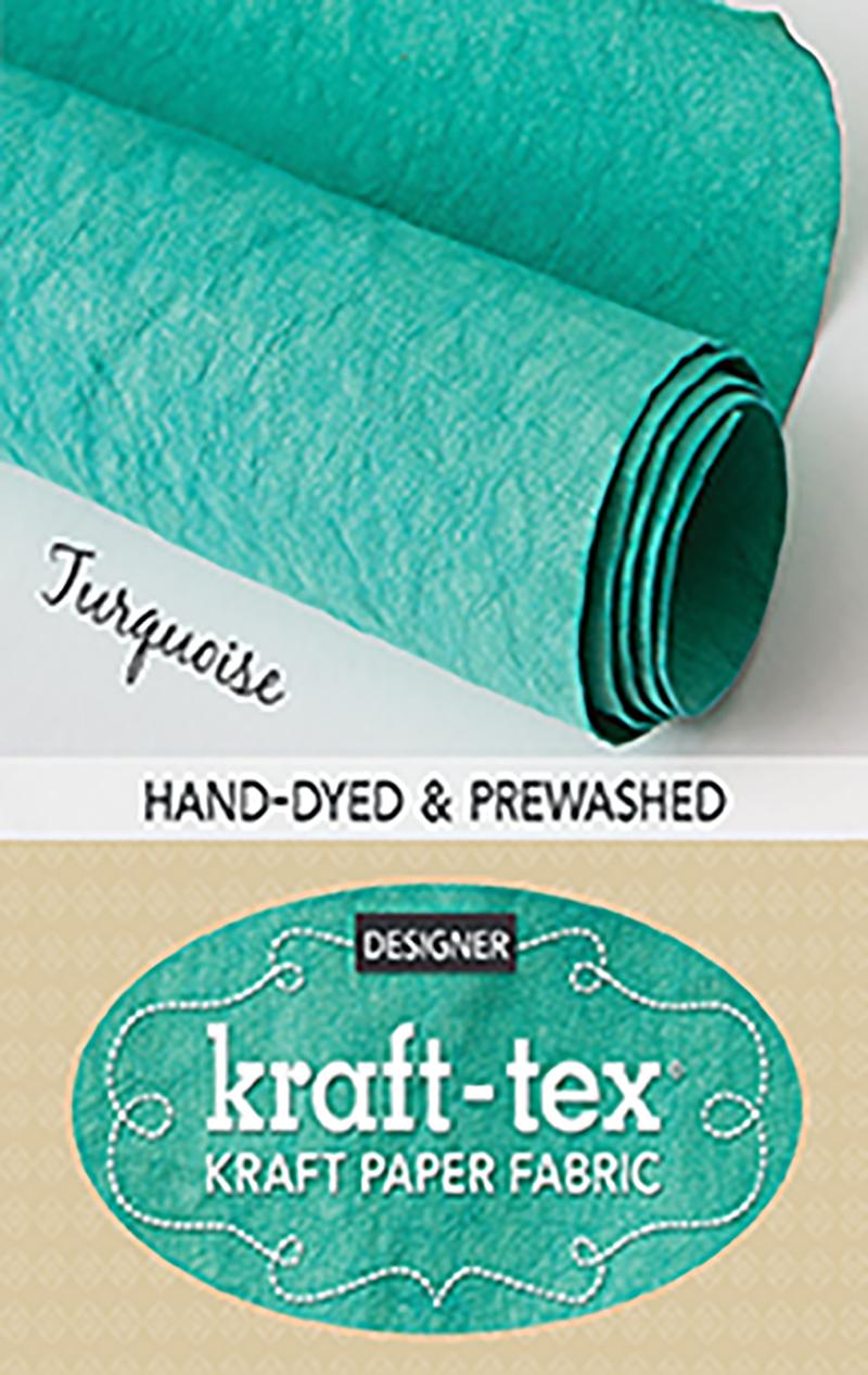 kraft-tex® Designer, Blue Turquoise