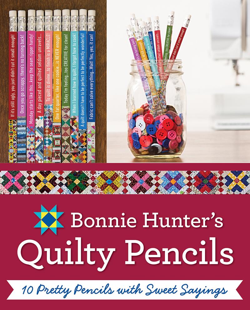 Bonnie K. Hunter's Quilty Pencils