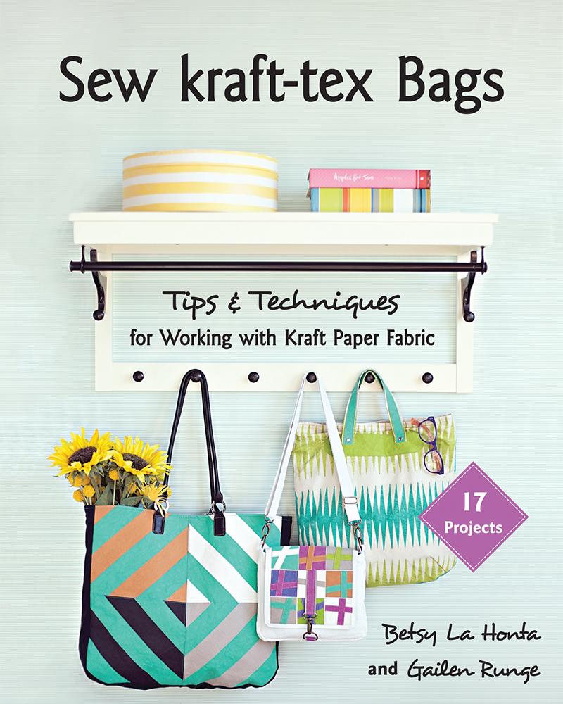 Sew kraft-tex® Bags