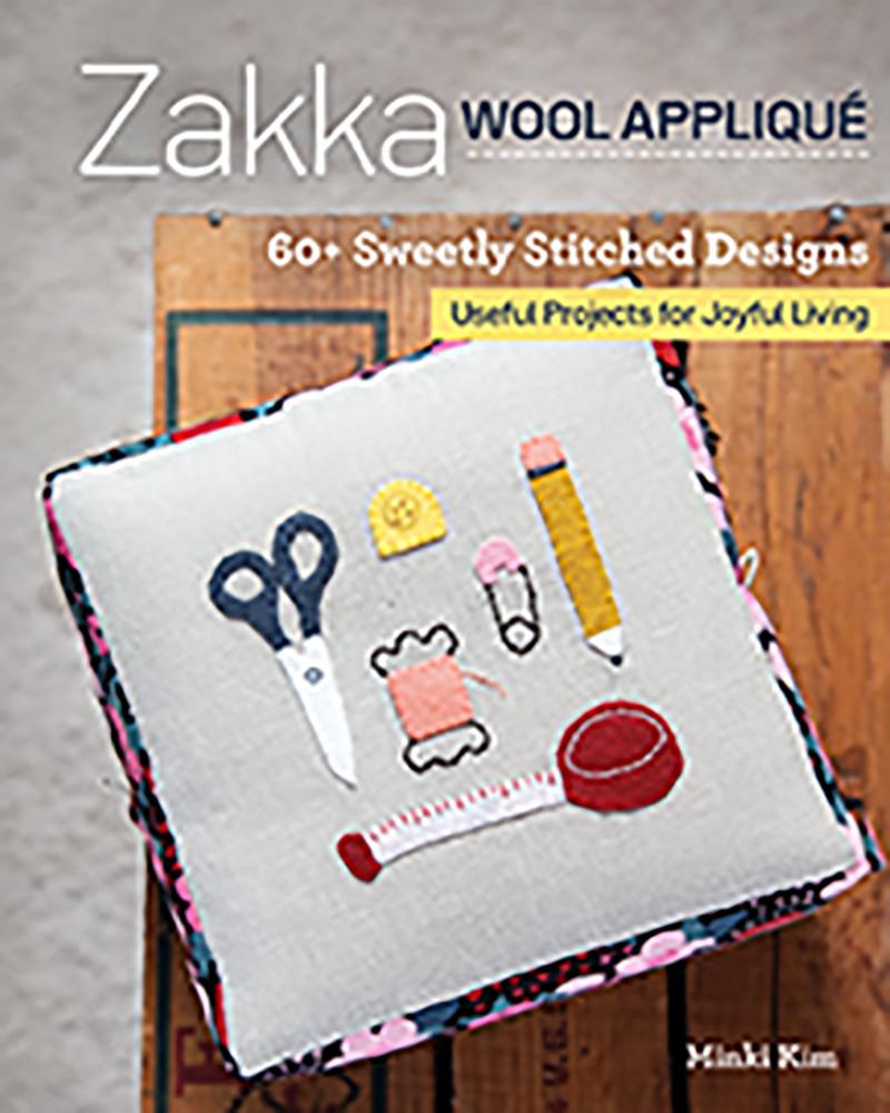 Zakka Wool Appliqué