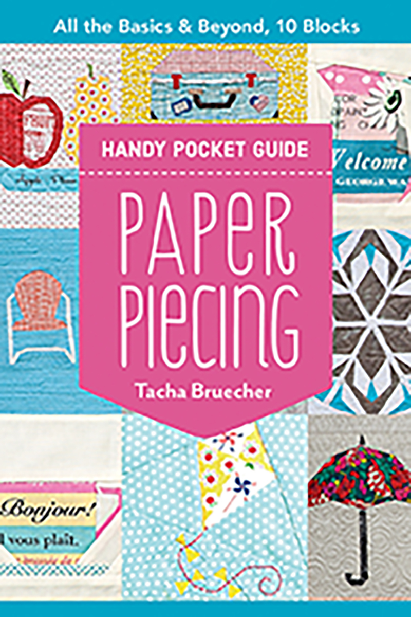 Paper Piecing Handy Pocket Guide