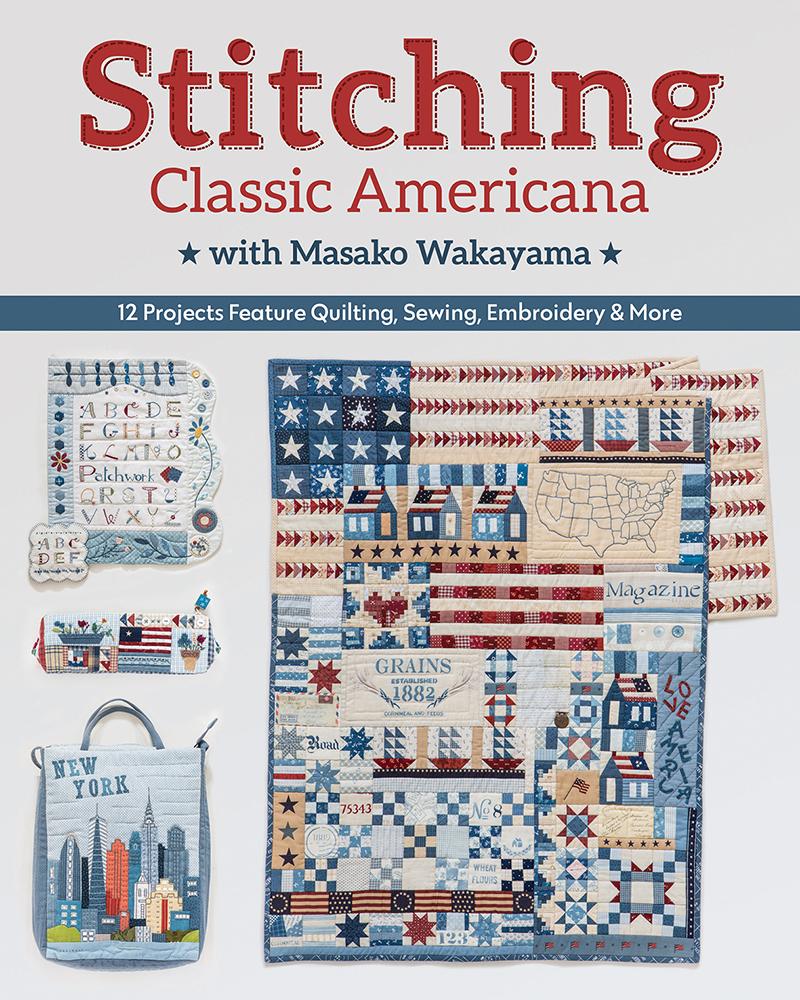 Stitching Classic Americana with Masako Wakayama