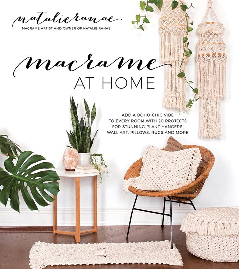 Macrame at Home
