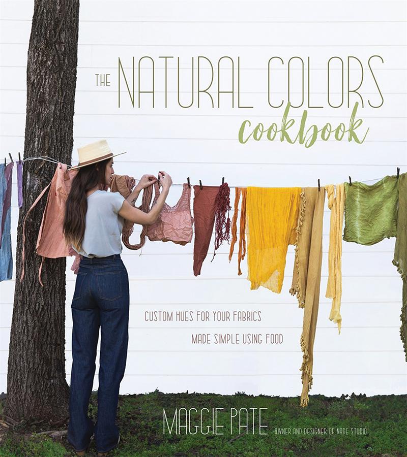 Natural Colors Cookbook