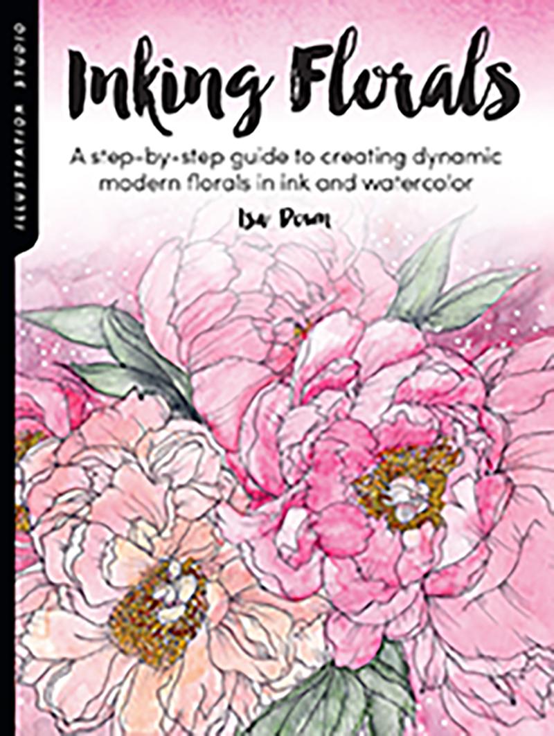 Inking Florals