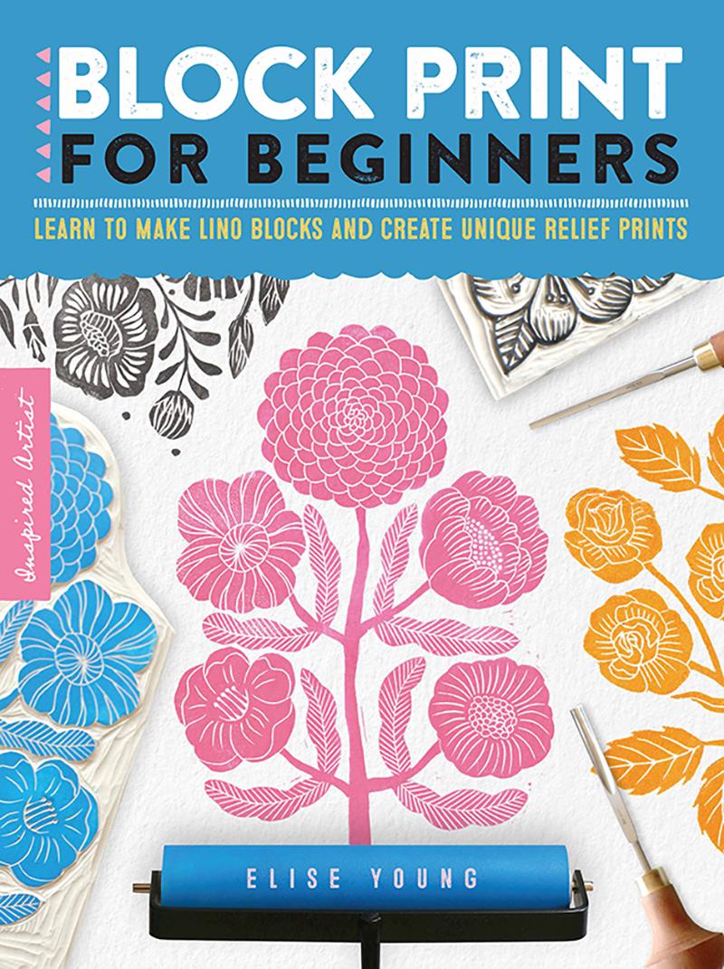 Inspired Artist: Block Print for Beginners