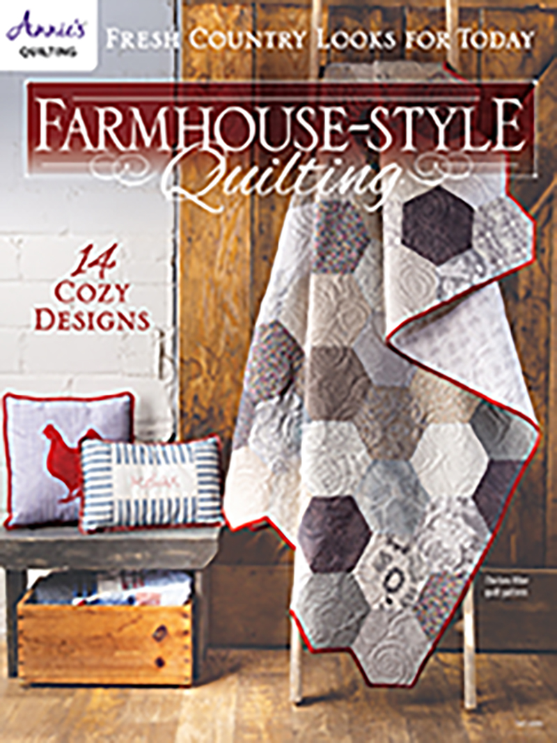 Farmhouse-Style Quilting