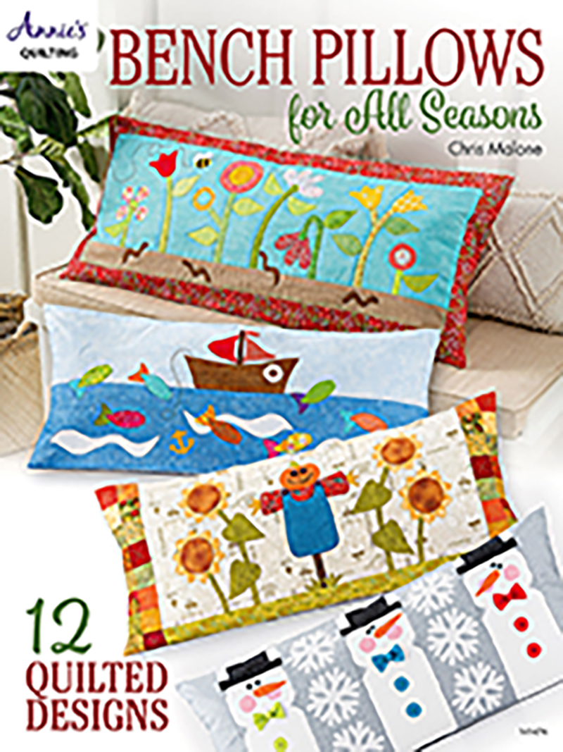 Bench Pillows for All Seasons