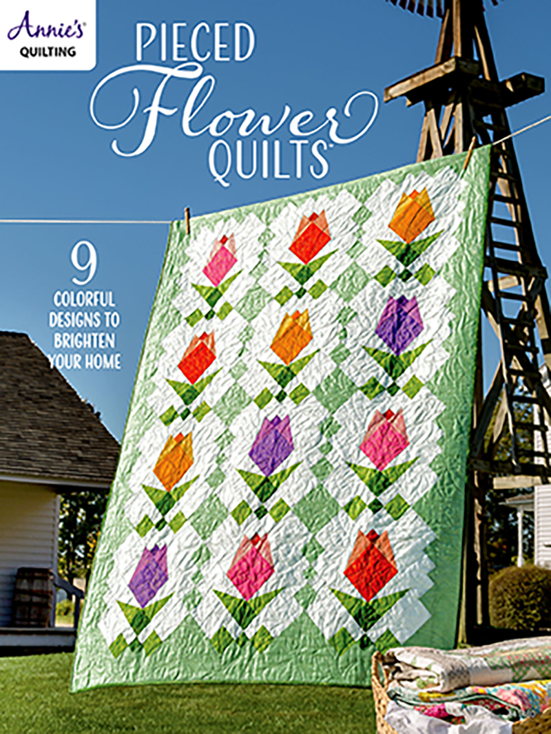 Pieced Flower Quilts