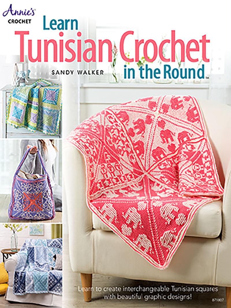 Learn Tunisian Crochet in the Round