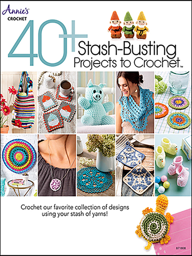 40+ Stash-Busting Projects to Crochet