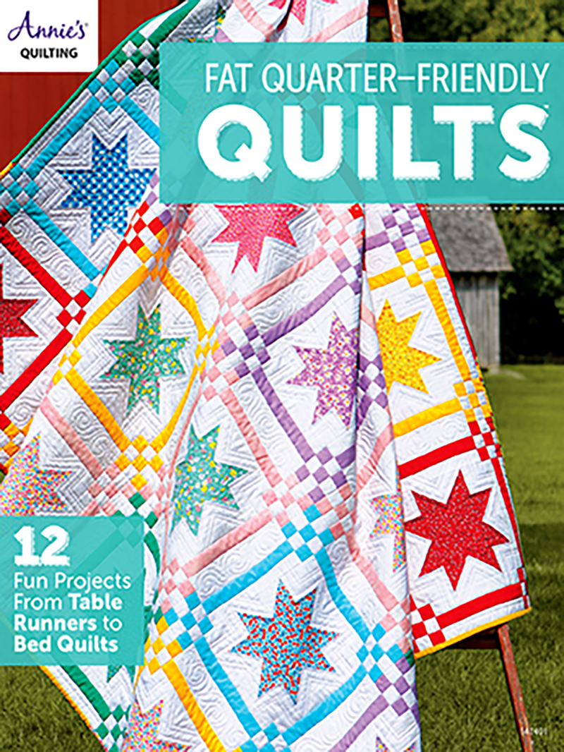 Fat Quarter-Friendly Quilts