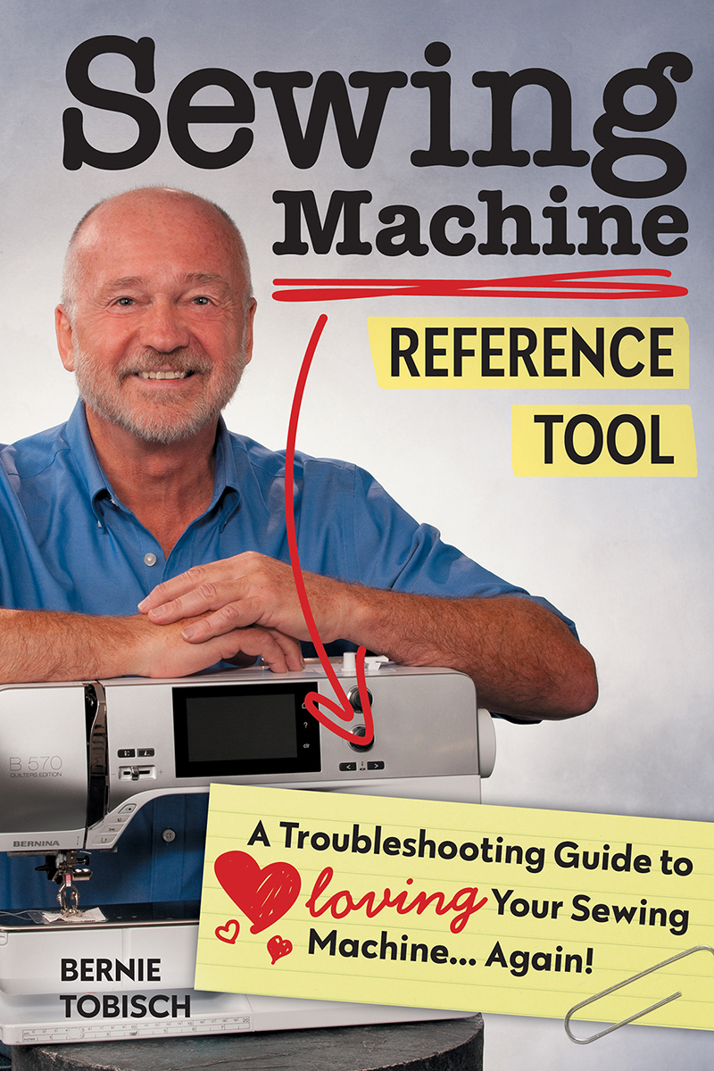 Sewing Machine Reference Tool