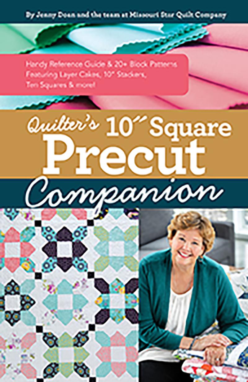 Quilter's 10 Square Precut Companion