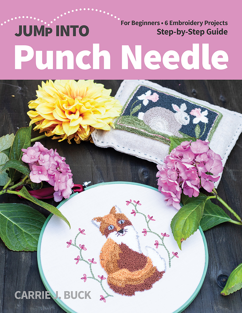 Jump Into Punch Needle